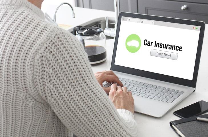 Simulation assurance auto ligne